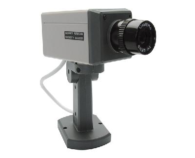 Finta telecamera videosorveglianza piccola