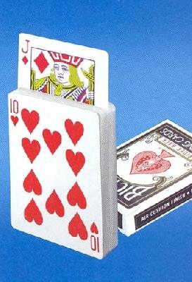 Rising card Mazzo del devano
