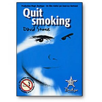 Davis Stones DVD Quit Smoking