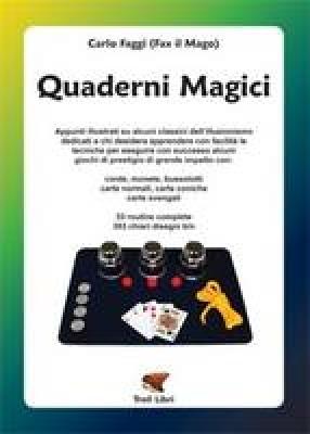 Quaderni magici Carlo Faggi mago FAX
