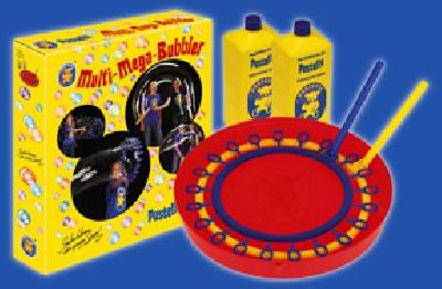 Multi mega bubbler 35cm Pustefix
