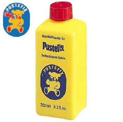 Liquido Bolle Sapone Pustefix 250 ml