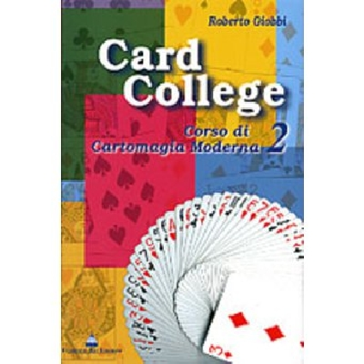 Card college 2 Roberto Giobbi