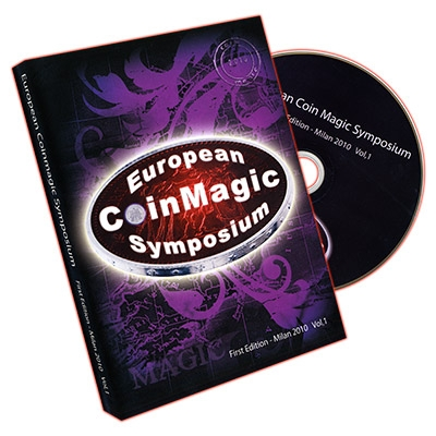European Coin Magic Symposium Vol1