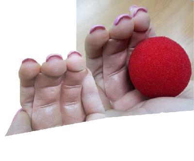 Goshman Sponge Gimmick per palline di spugna