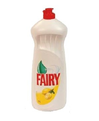 Fairy Lemon 1000 ml Concentrato Per Bolle Giganti