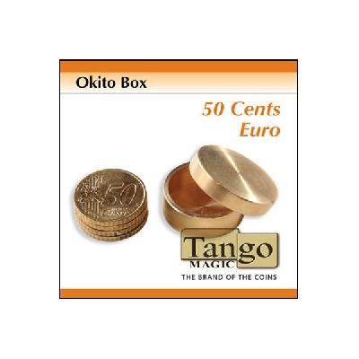 Okito box TANGO in alluminio per mezzi dollari
