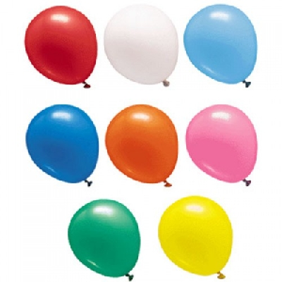 Palloncini decorativi 100 pz assortiti lung 20cm