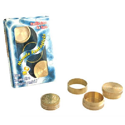 Monete fantastiche dinamiche euro