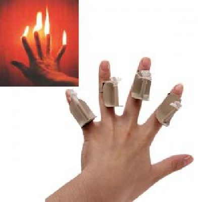 Fiamme dalle dita 8pz