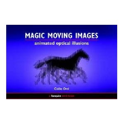 Libro illusione ottica movimento Magic Moving
