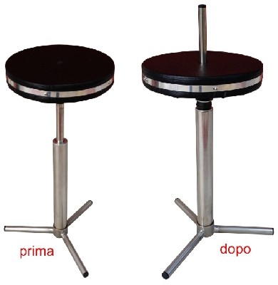 Sgabello comico Comedy Bar stool