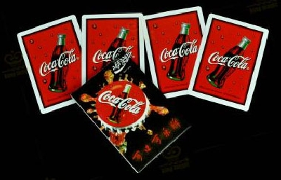 Carte Coca Cola