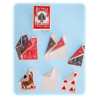 Set carte Bicycle seconda scelta assortite 56pz