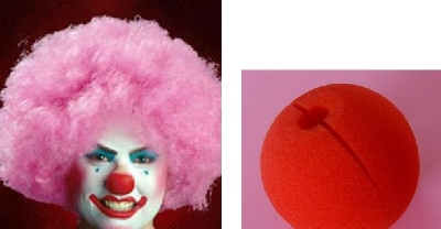 Naso da clown