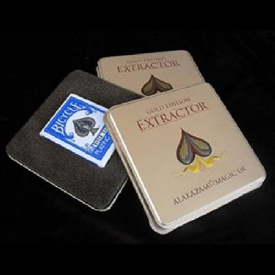 Extractor cards gold edition by rob bromley and peter nardi andrea