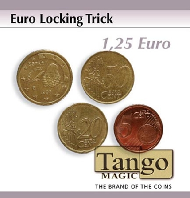 Euro locking trick 125 Euro Tango magic