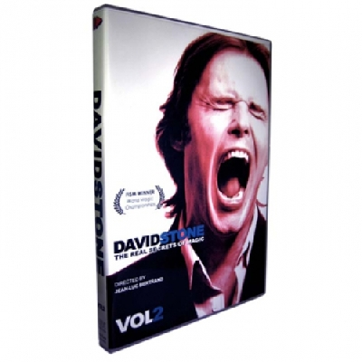 David Stone Vol2 DVD The real secrets of magic