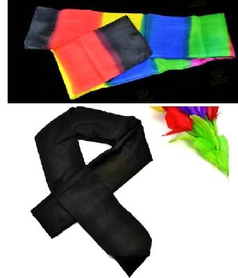 Streamer cambia colore da nero ad arcobaleno