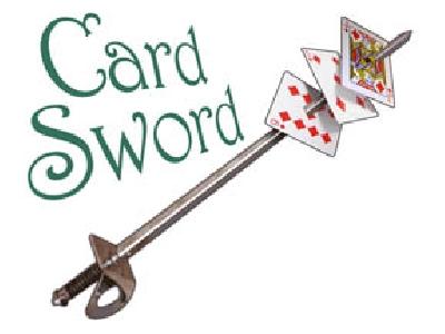 Carta nella spada
