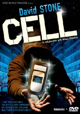 Cell by David Stone DVD