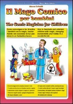 Il mago comico per bambini Marco critelli