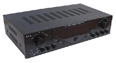 Amplificatore audio karaoke 400W 5 canali AV 31