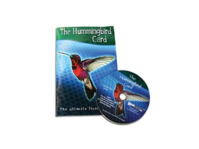 Hummingbird Card with DVD