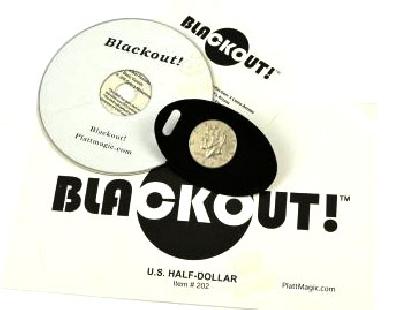 Blackout con dvd