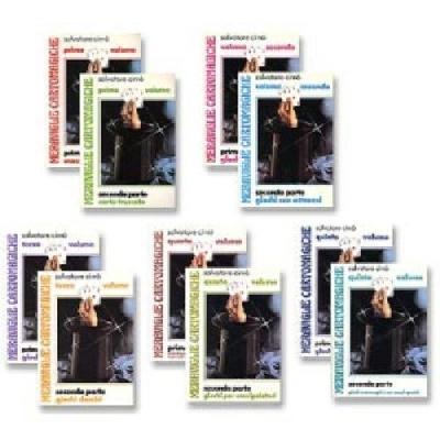Set 10 volumi Salvatore Cimo Meraviglie cartomagiche