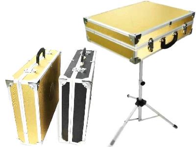 Offerte pazze Comparatore prezzi  Tavolino in valigia Colore Nero  il miglior prezzo