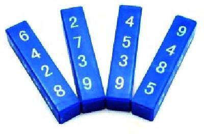 Calcolatrice magica mentale