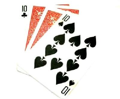 Le quattro carte Lillusione
