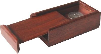 Rattle Box Scatola in legno per sparizione