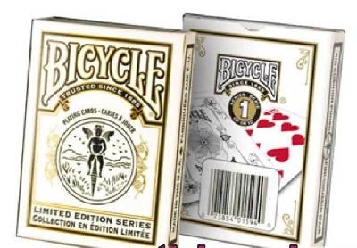 1 serie da collezione Bicycle