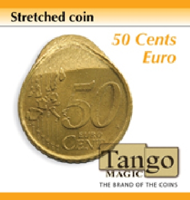 Stretched Coin 050 Euro Tango