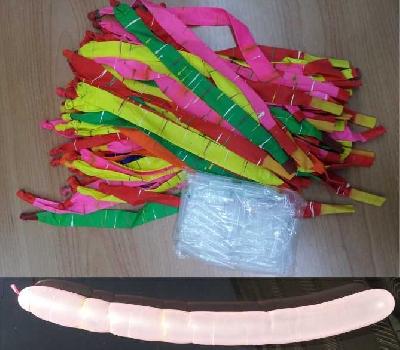 Palloncini siluro con fischietto 100 pezzi
