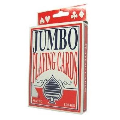 Carte Jumbo