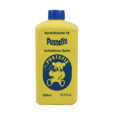 Liquido Bolle Sapone Pustefix 500 ml