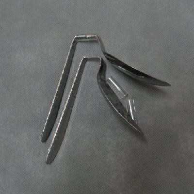 Cucchiaio piegato