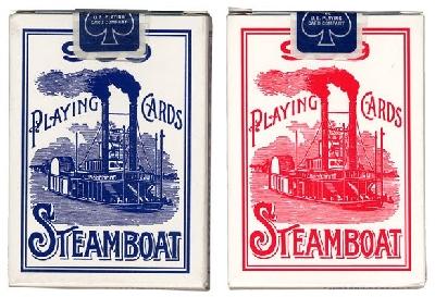 999 Steamboat dorso blu o rosso