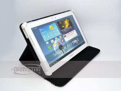 Nera Custodia Cover Universale 10 per Tablets come ARNOVA 90 G3 MEDIAC