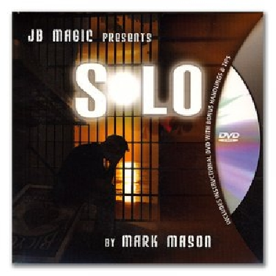 Solo by Mark Mason and JB Magic con dvd