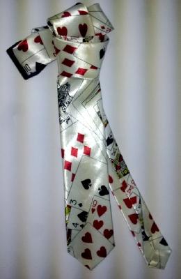 Offerte pazze Comparatore prezzi  Cravatta da mago bianca  il miglior prezzo