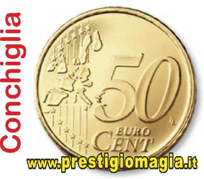 Conchiglia espansa 050 EURO