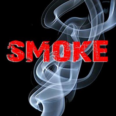 Smoke fumo dalle mani