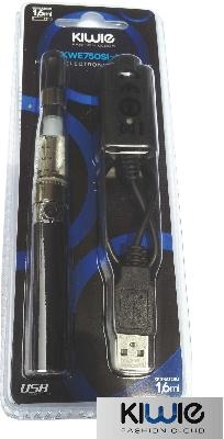 KIWIE 750 sigaretta elettronica black