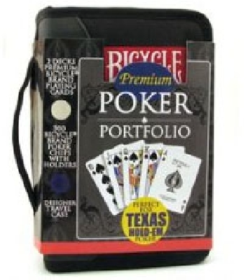 Bicycle poker portfolio
