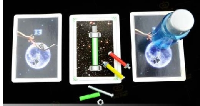 Bulloni di ET con carte ESP