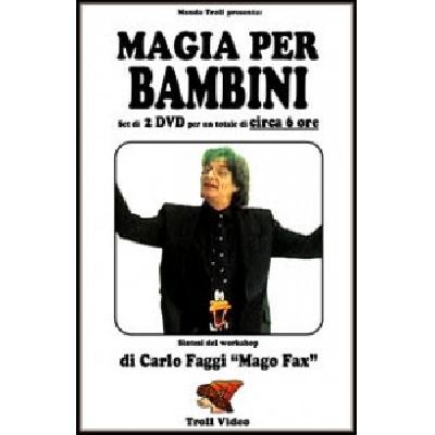 Magia per bambini DVD